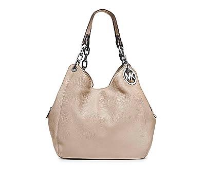 MICHAEL Michael Kors Fulton Large Shoulder Tote: Handbags: Amazon.com