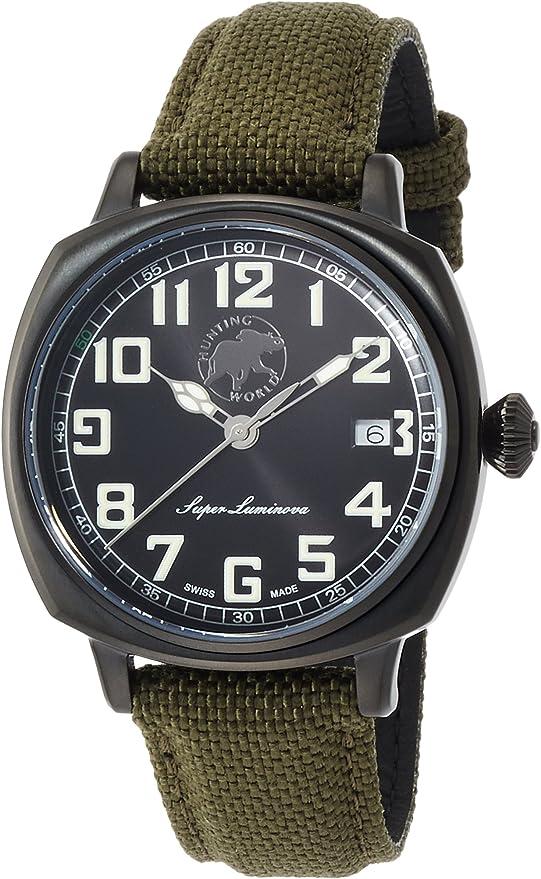 [ハンティングワールド] 腕時計 HW921BGR