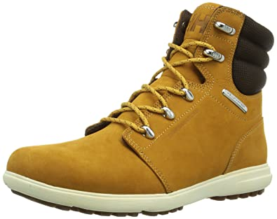 Helly Hansen Men's AST Cold Weather Boot, New Wheat/Angora/Sperry, 7