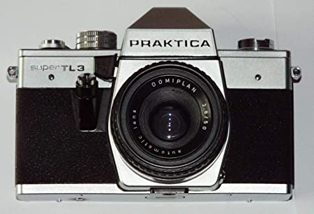 Praktica Super TL3 – Fotos – Cámara réflex analógica Incluye ...