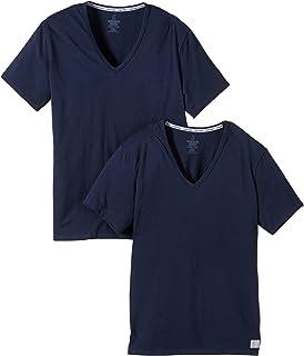 91208e7d405a66 Calvin Klein Underwear CK ONE-COTTON-2-PACK Crew Vestaglia, Opaco ...