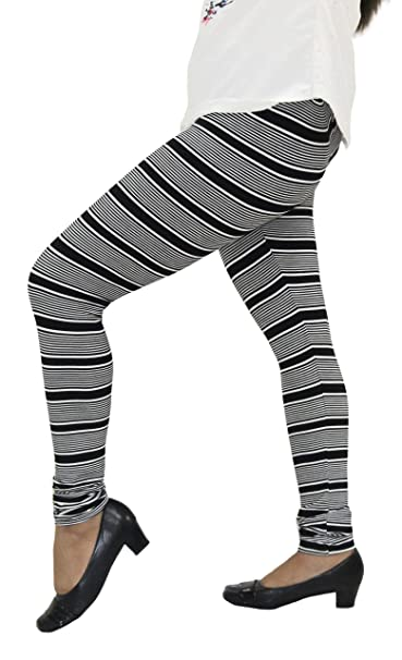 a33f38b4431918 ColorOctopus Women's Polyester Printed Leggings (Multicolour, One Size):  Amazon.in: Clothing & Accessories