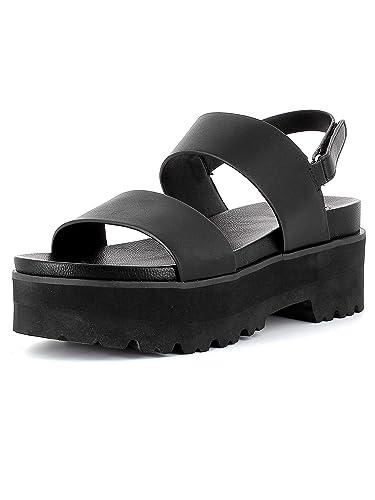 pretty nice e0131 50956 Buffalo Boots GmbH Damen Sandalen: Amazon.de: Schuhe ...