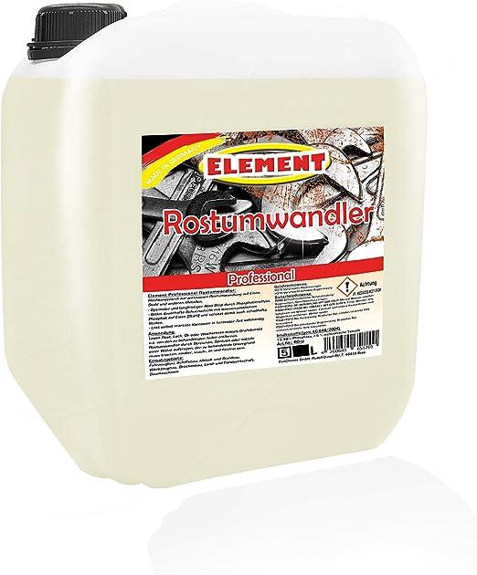 Rostumwandler RostlÖser 5 Liter Premium Entroster Rostentferner Rostschutz Drogerie Körperpflege