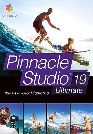 Pinnacle Studio 19 Ultimate [Download] (Old Version)