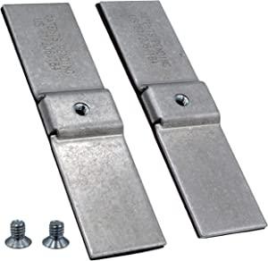 Supplying Demand DWGRANITE Dishwasher Granite Brackets Universal Compatibility