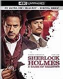 Sherlock Holmes: A Game of Shadows (4K Ultra HD + Blu-ray + Digital)