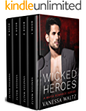 Wicked Heroes: A Complete Mafia Romance Series