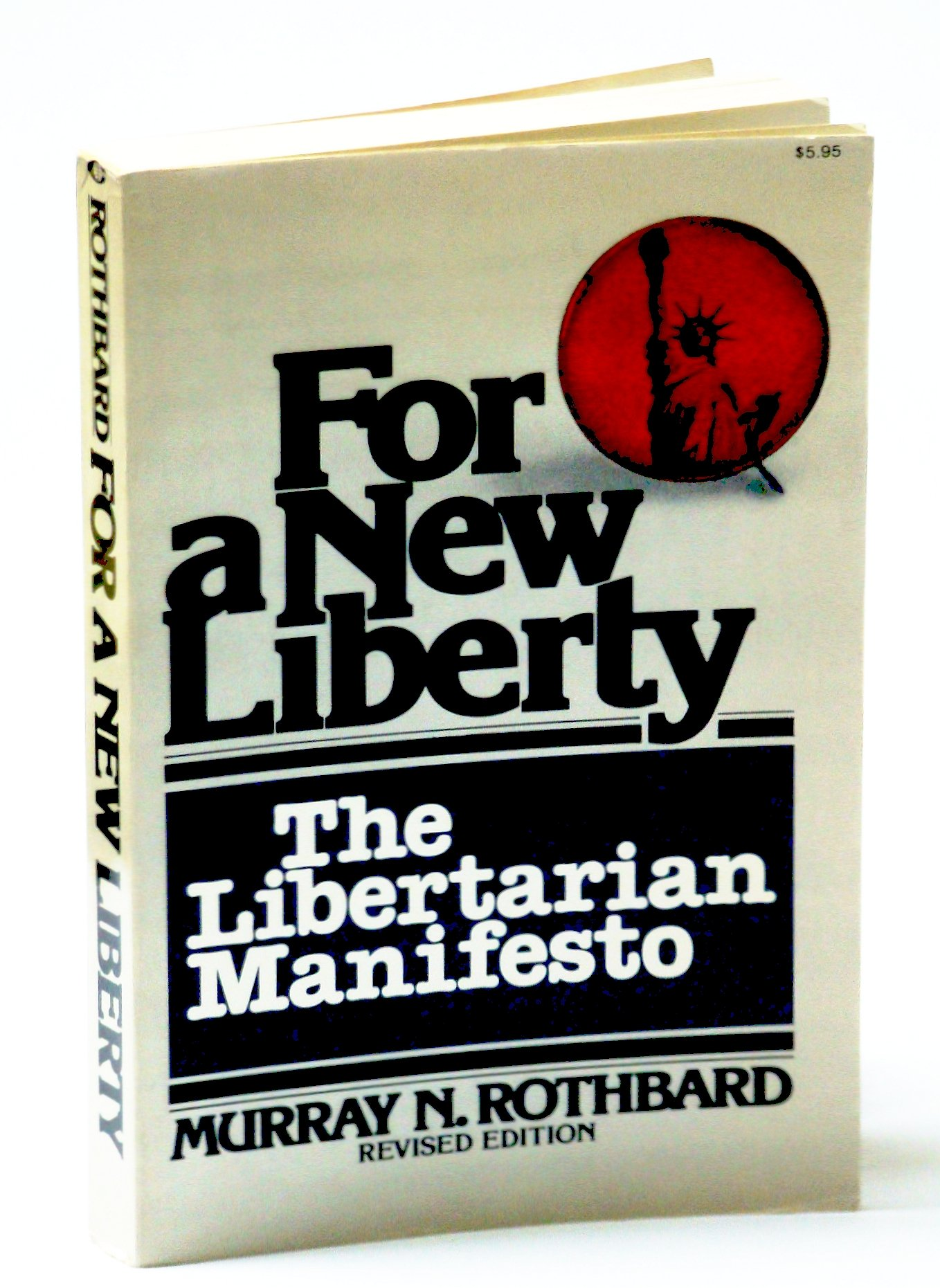 Buy For a New Liberty: The Libertarian Manifesto Book Online at Low ...