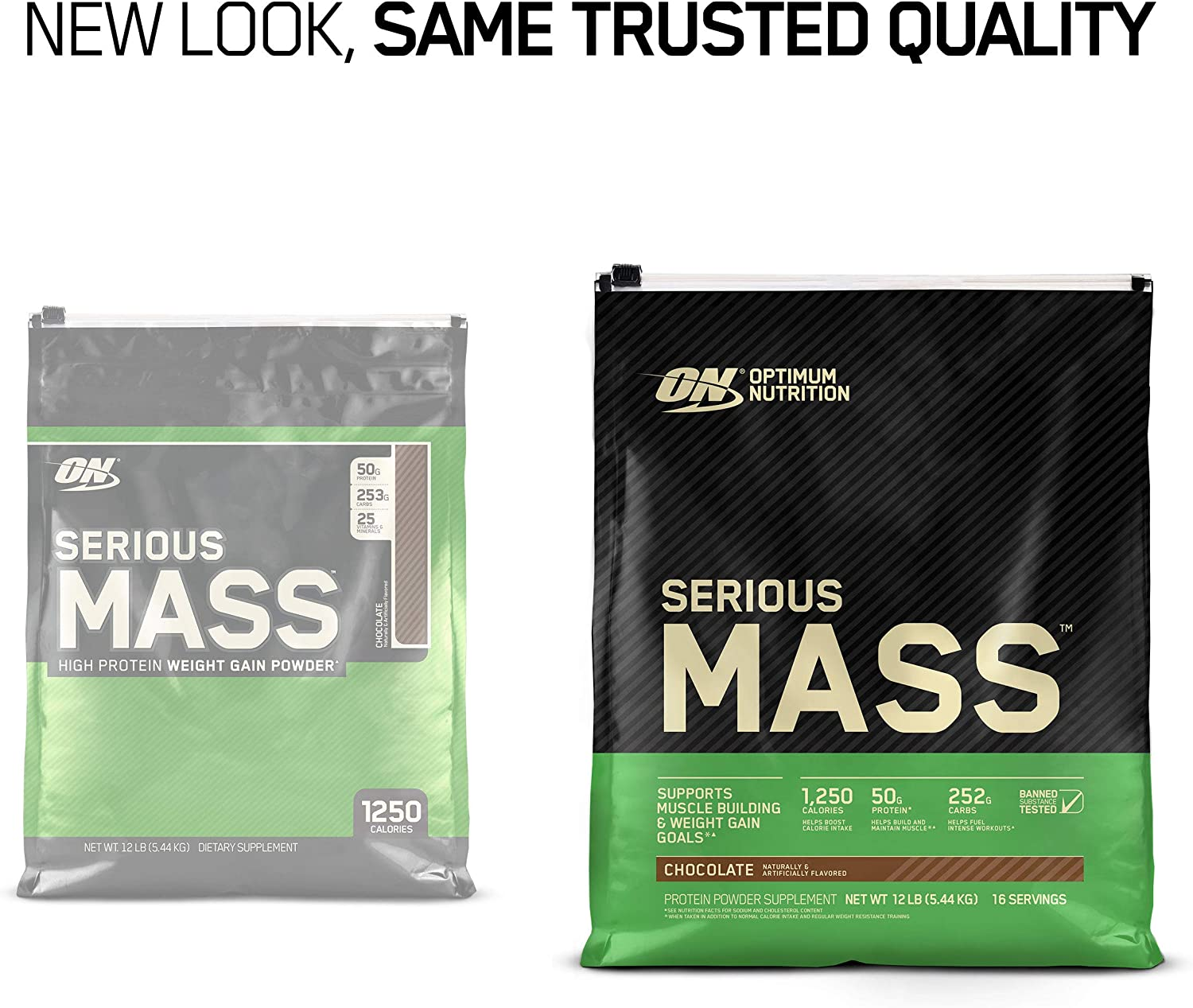 Optimum Serious Mass Gainer