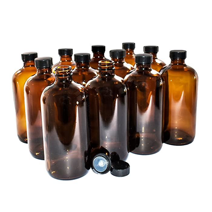 The Best 8 0Z Amber Beer Bottles For Home Brewing