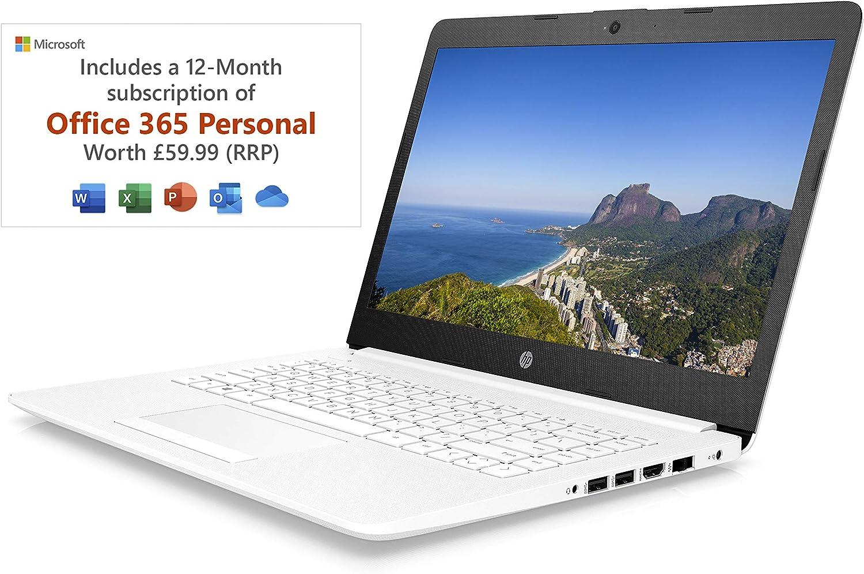 HP Stream 14-cm0042na 14 Inch Laptop image 1