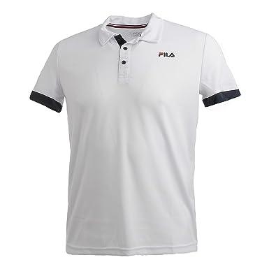 Fila Polo Popeye pour Hommes (Blanc) 56: