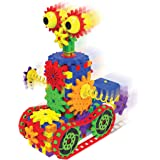 The Learning Journey Techno Gears STEM Construction Set – Dizzy Droid (60+ pieces) – Award-Winning Learning Toys & Gifts for Boys & Girls Ages 6 Years and Up