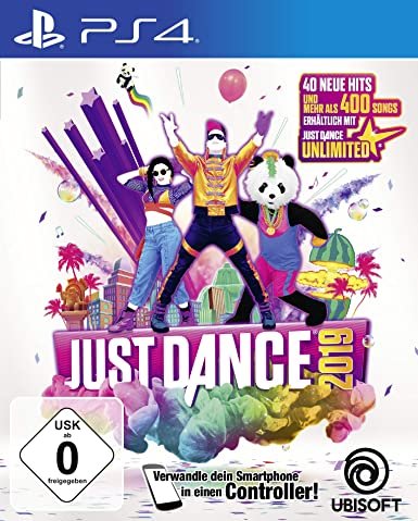 Just Dance 2019 - PlayStation 4 [Importación alemana]: Amazon.es ...
