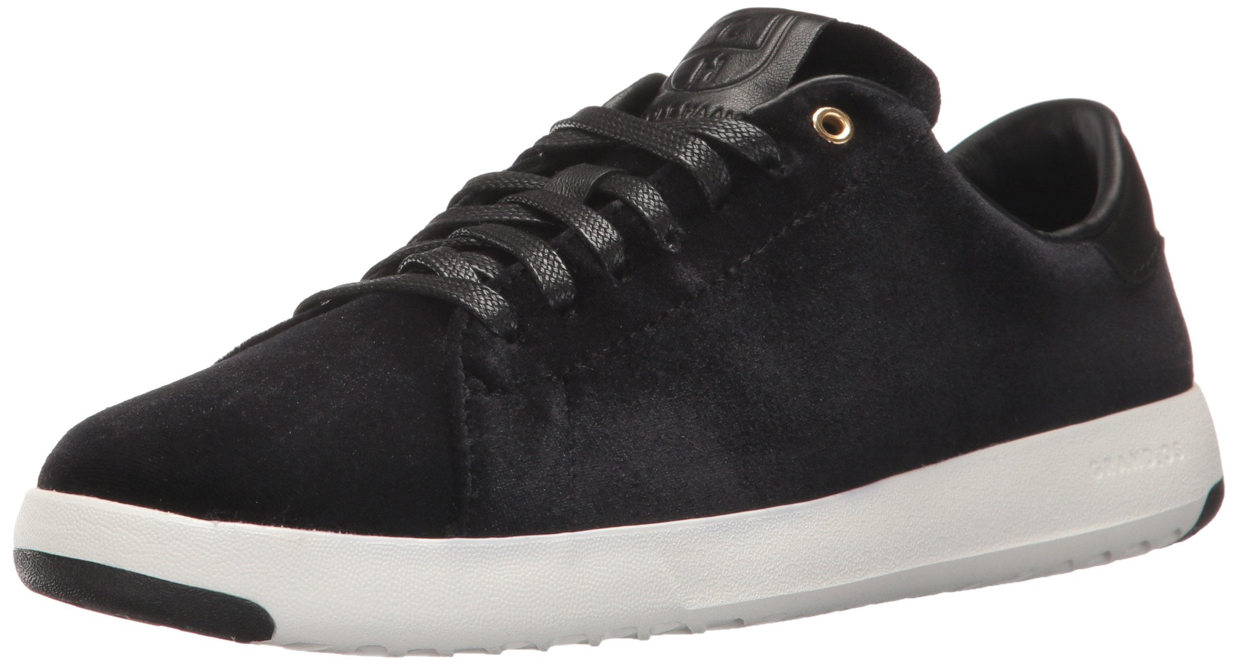 Cole Haan Women's Grandpro Tennis, Black, 6 B US