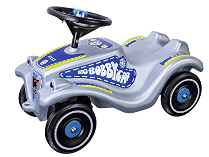 Amazon Com Big Ant 800056101 Police Classic Bobby Car Toy With