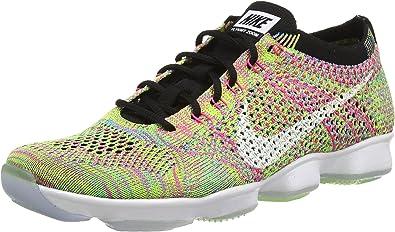 Nike Flyknit Zoom Agility, Chaussures de Fitness Femme, Noir