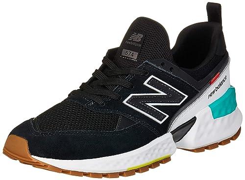 574 Sport Black Running Shoe