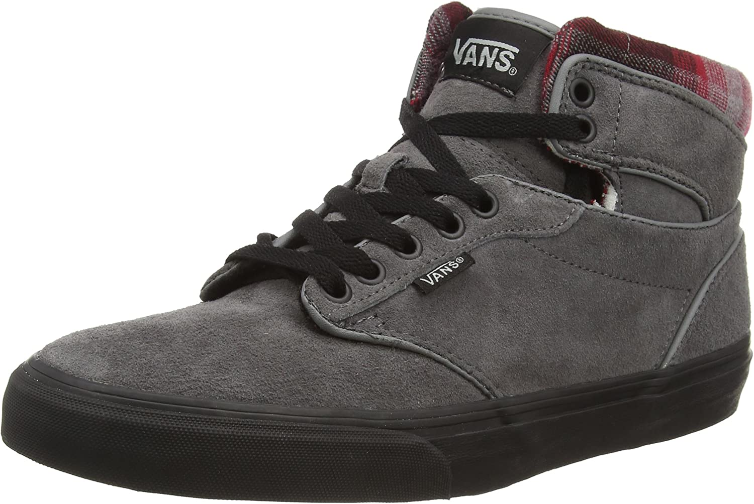 Vans Atwood Leather Shoes, brown, 44 EU: Amazon.co.uk