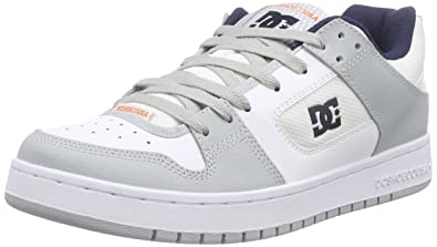 40 Gry Sneakers Basses Manteca Gris Gry Dc Shoe M Homme grey zCvqnwRc