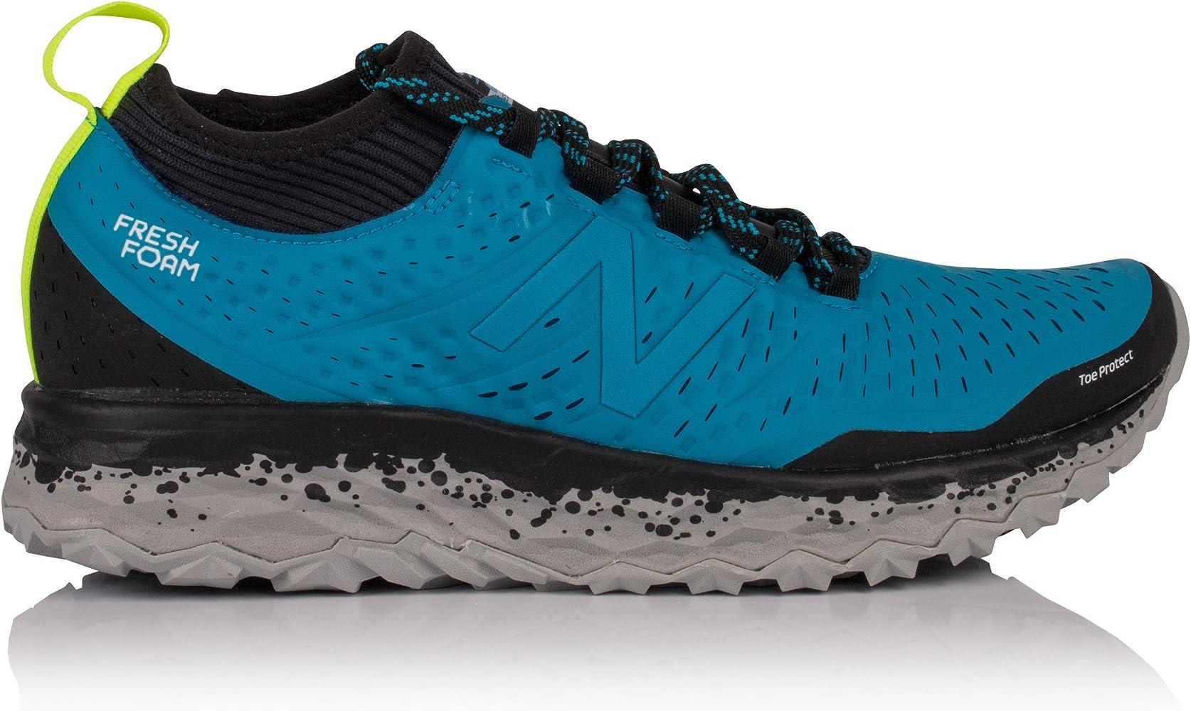 New Balance Hierro V3 Zapatilla De Correr para Tierra - SS18-47.5: Amazon.es: Zapatos y complementos