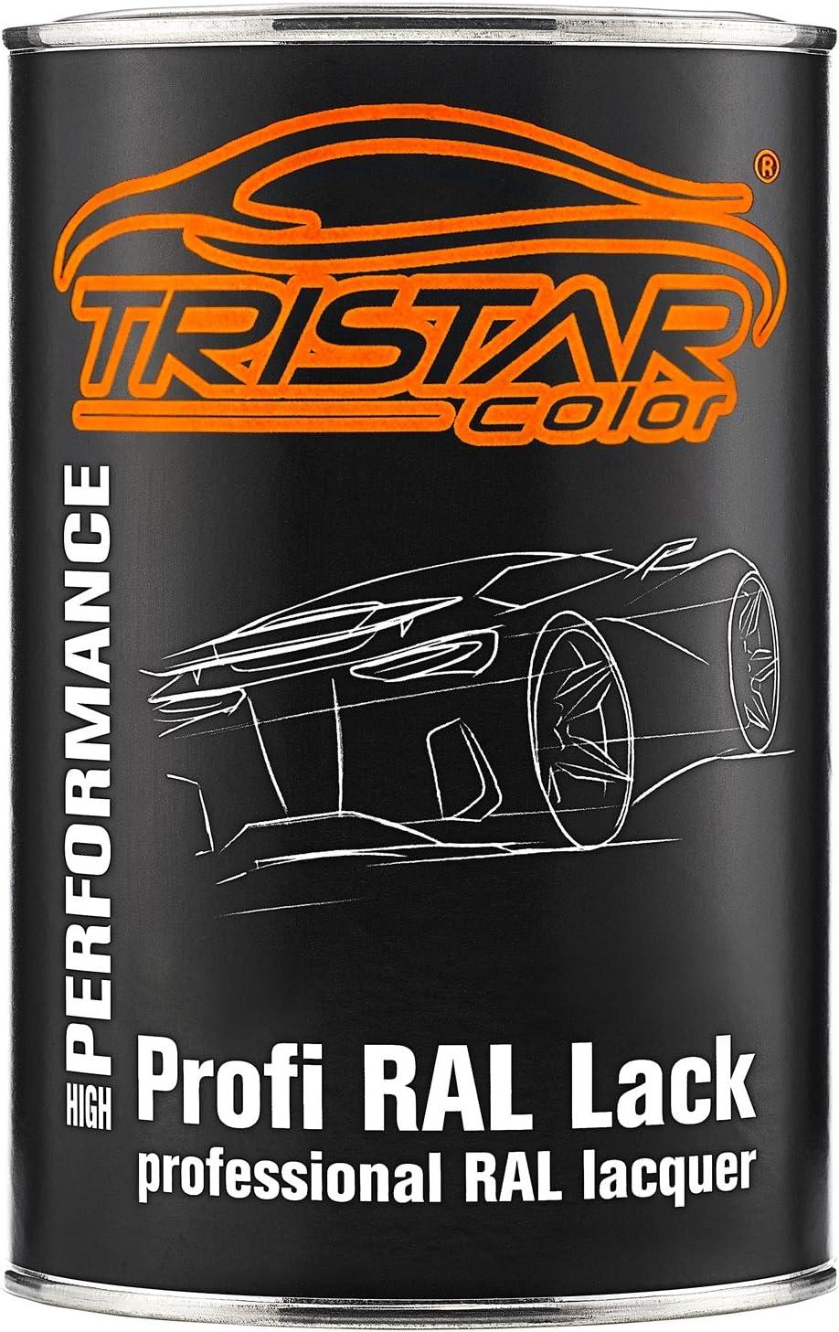 Tristarcolor Ral 1015 Hellelfenbein Glänzend 2k Autolack 1 5 Liter 1500 Ml Dose Inkl Härter Auto
