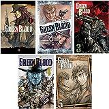 Coleção Green Blood - Caixa com Volumes 1 a 5