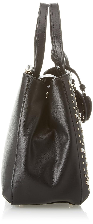 54bab901260195 GUESS Britta Checker Small Society Satchel: Handbags: Amazon.com