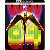 Wonder Woman 1984 [Amazon Exclusive Steelbook] [UHD] [2020] [Blu-ray] [Region Free]
