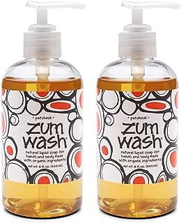 product image for Indigo Wild: Zum Wash Patchouli 8oz Set of 2