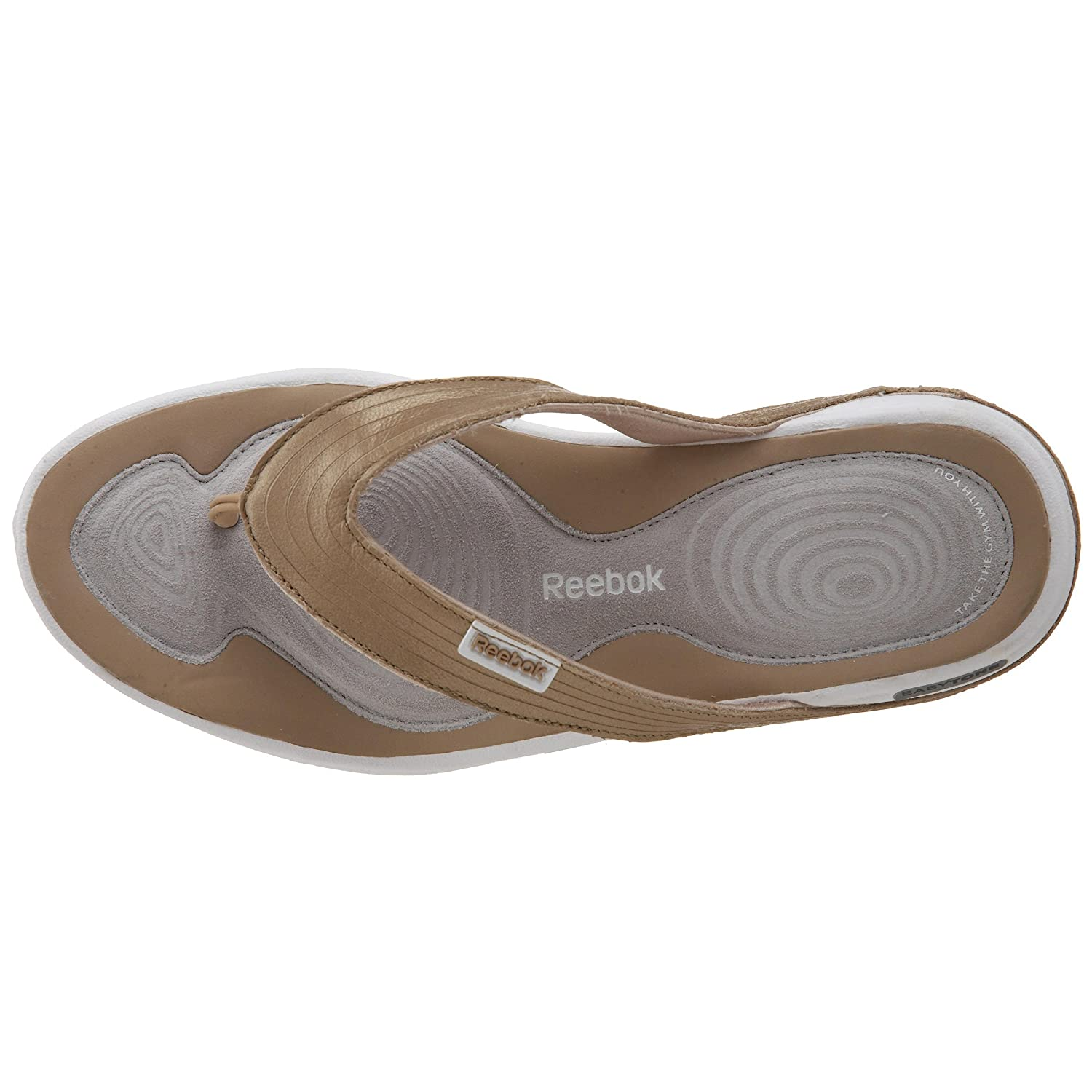 ad6d38fb0 Womens Reebok 2-J05965 Easytone Flip-flops Slipper Shoe Brand New Fast  Postage  Amazon.co.uk  Shoes   Bags