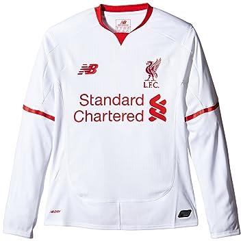 New Balance Nuevo Equilibrio Liverpool FC Junior Manga Corta ...