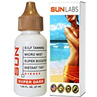 Self Tan Drops Tanning Booster   Tanning Drops to add to Lotion   Spray Tan Booster...