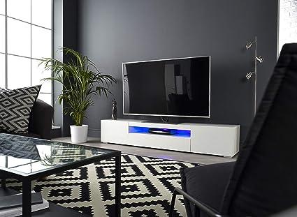 MMT DAIQ2000 - Mueble para TV de 65 70 75 80 Pulgadas con Luces ...