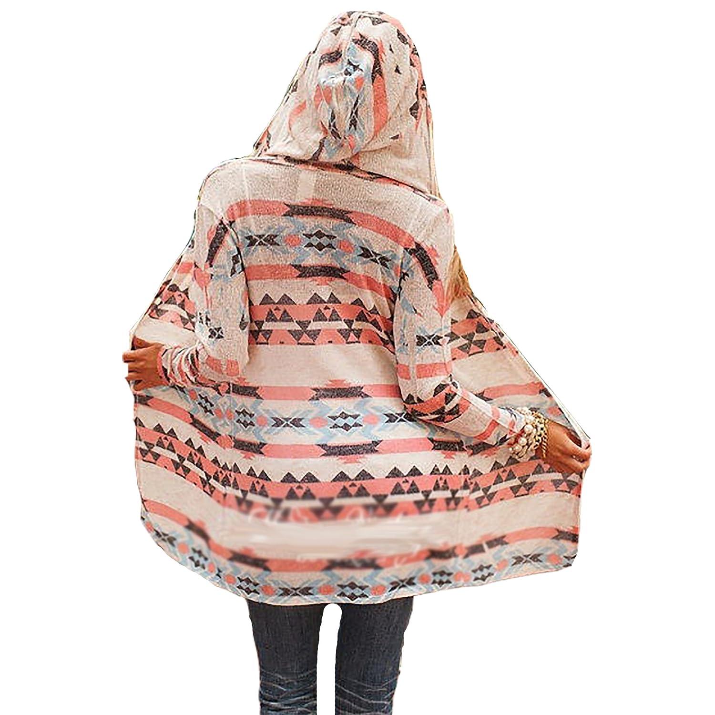 Damen Unregelmäßig Herbst Winter Elegante Hoodies Windjacke Strickjacke Jacke