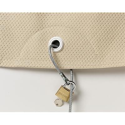 Covercraft ZCBL Car Cover Cable Lock Kit: Automotive