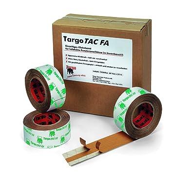 Targo Rapid Klebeband Für Dampfbremsen 60 Mm Dampfsperren