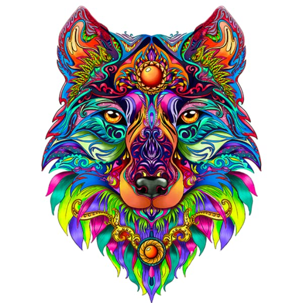 - Amazon.com: ColorWolf - Coloring Book For Adults Animals Mandalas  Easy Color Pages Games: Appstore For Android
