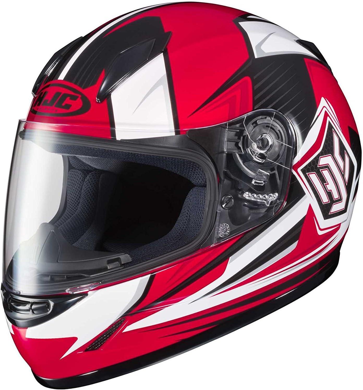 MC-1 HJC Striker Youth CL-Y Street Motorcycle Helmet Small