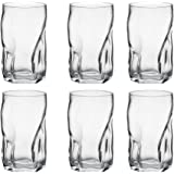Bormioli Rocco Sorgente Liquor / Shot After Dinner Drinks Glasses - 70ml - Set of 6