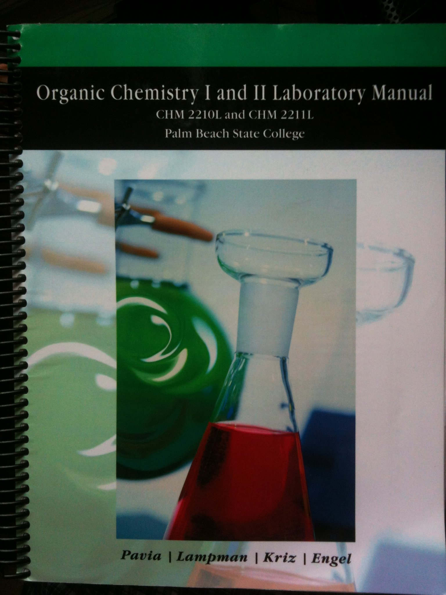organic chemistry ii lab report Other than the laboratory manual, the sources below has also contributed in making this report : chemistry notes, chapter 4 : hydrocarbons part 1 and 2 by miss shyamala a personal book references, essential chemistry spm, longman publication, 2009.
