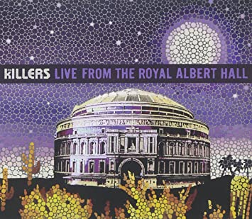 Image result for killers royal albert hall