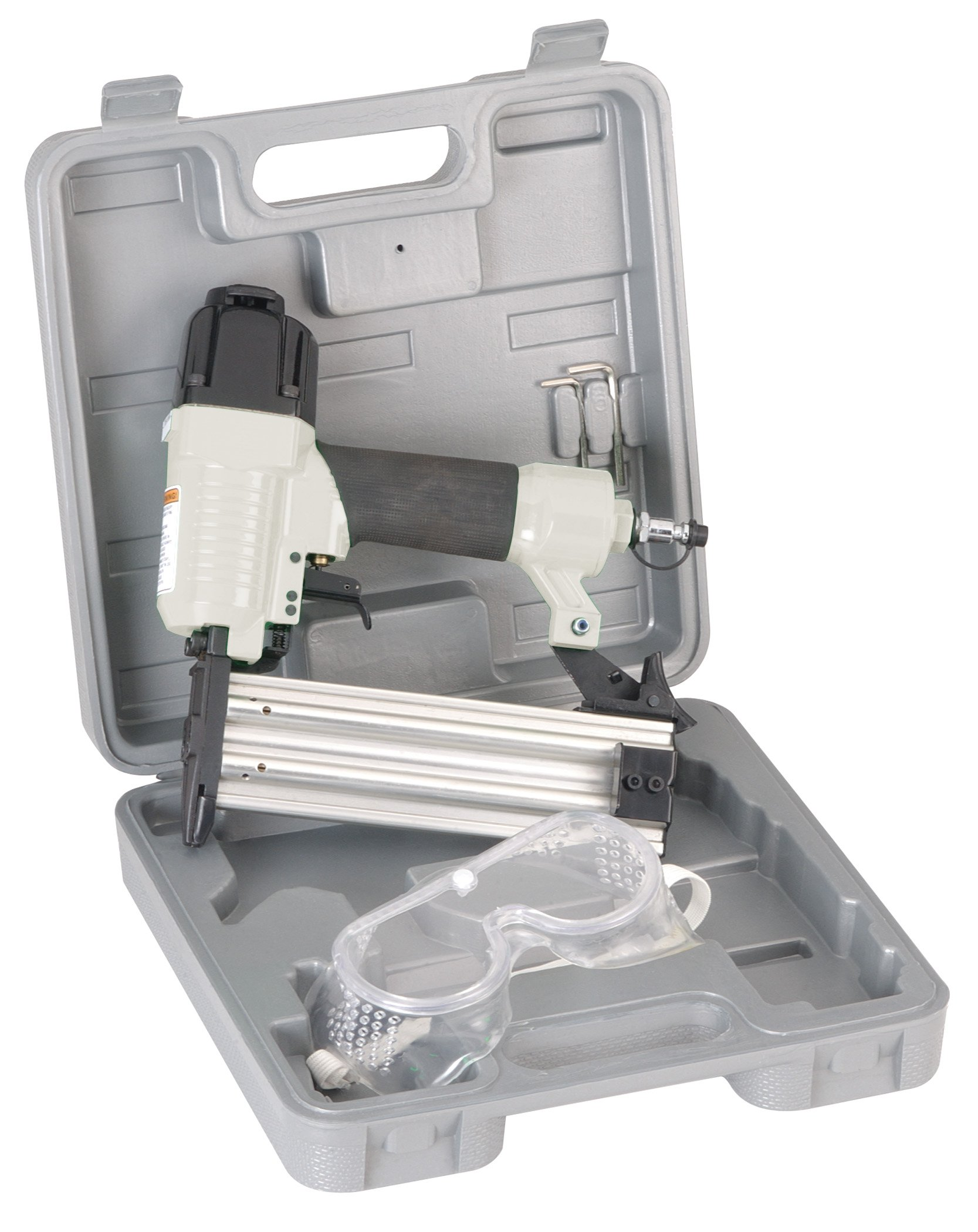 Shop Fox W1774 18-Gauge Brad Nailer Kit