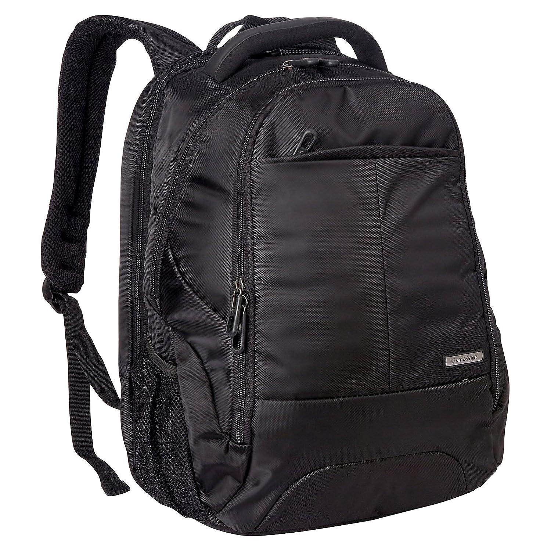 e5d8f611a Amazon.com: Samsonite Classic Business PFT Laptop Backpack (Black):  Computers & Accessories