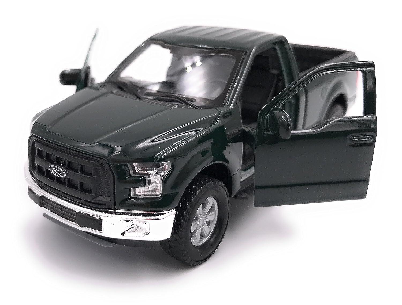 H-Customs Raptor F-150 Pick Up Modellauto Auto Lizenzprodukt 1:34-1:39 Blau