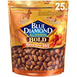 Blue Diamond Almonds Habanero BBQ Flavored Snack Nuts, 25 Oz Resealable Bag (Pack of 1)