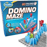 ThinkFun Domino Maze STEM Toy and Logic Game for Boys and Girls Age 8 and Up - Combines the Fun of Dominos With the…
