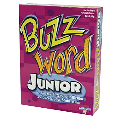 Buzzword Junior: Toys & Games