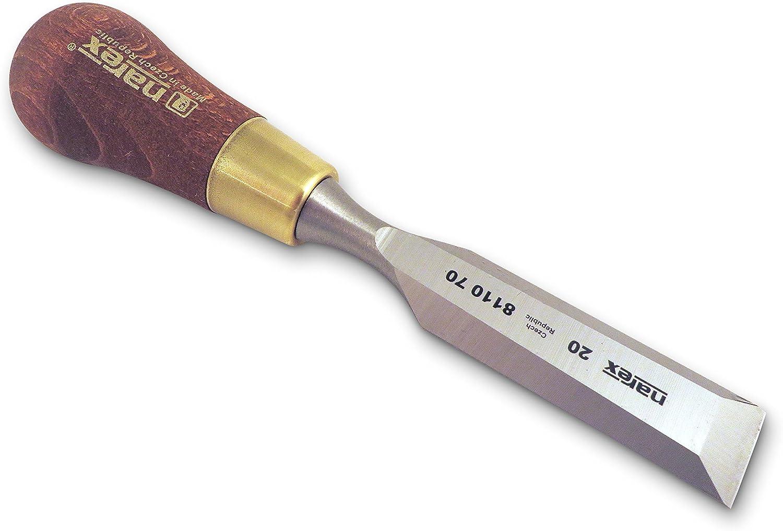 1//4 1 1//16 1//2 20 mm 811056-76 Narex Czech Steel Butt Woodworking Chisels 6 mm 11//16 26 mm 12 mm , 20 mm 11//16